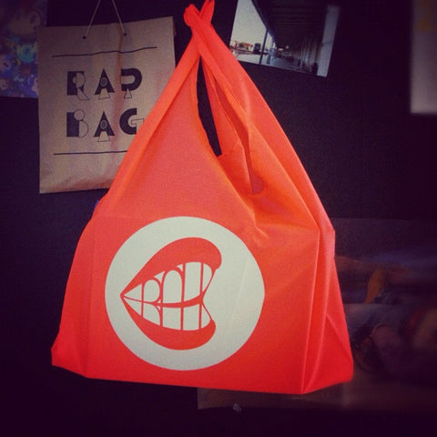 RAH Tote Bag / RAD AND HUNGRY