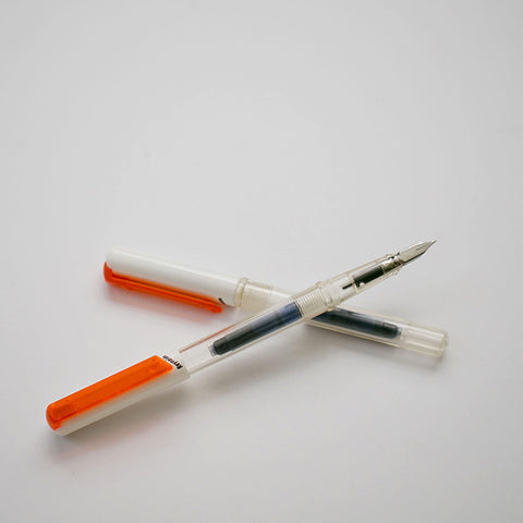 Vintage Reynolds Fountain Pen - Neon Love