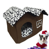 Fashion Folding Dog Kennel