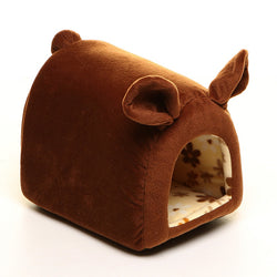 Cute Pig Shape Pet House