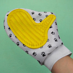 Shower Pet Hair Removal Glove