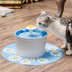 Automatic Pet Feeder Drinking Fountain