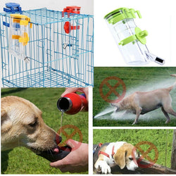 Top-Fill Water Bottle Pet Drinker