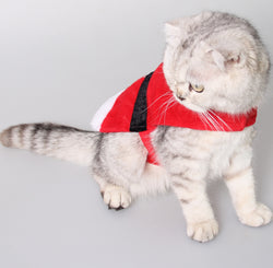 Adjustable Santa Claus Pet Costume