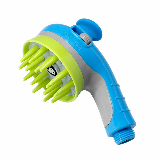 Pet Shower Sprayers Bathtub Brush