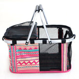 Outdoor Travel Oxford Pet Carrier