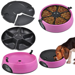 Six Days Automatic Pet Feeder