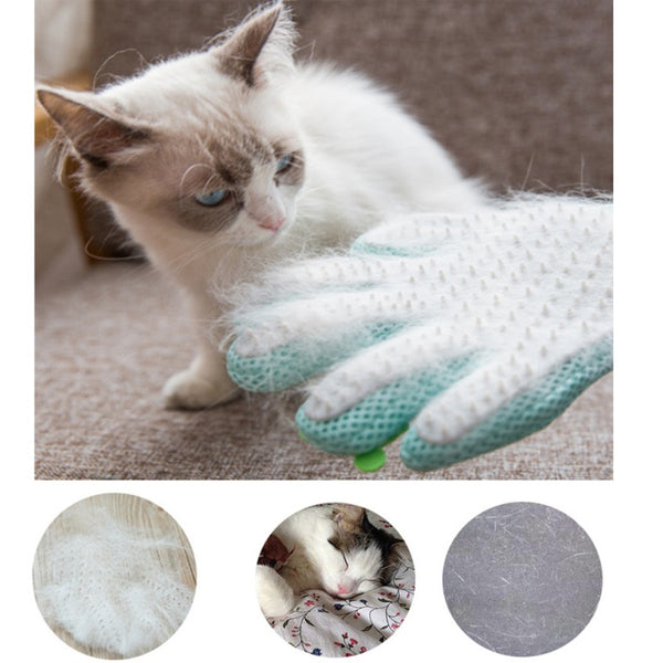 Silicone Pet Hair Glove