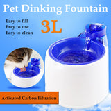 Electric Automatic Pet Water Fountain