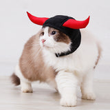 Halloween Pet Cosplay Cap
