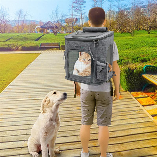 Extra Large Capacity Pet Backpack