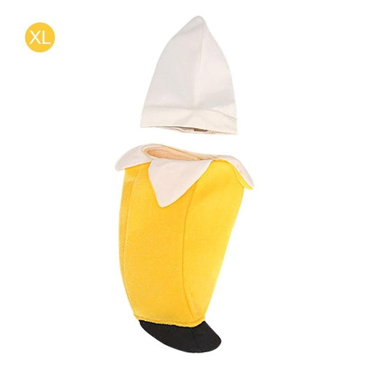 Halloween Banana Pet Costume