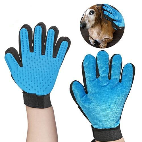 High quality Pet Grooming Gloves