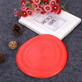 Flying Disc-shaped Pet Throwing Toy