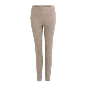 Coster Copenhagen Trousers in Check Scuba - Mynte