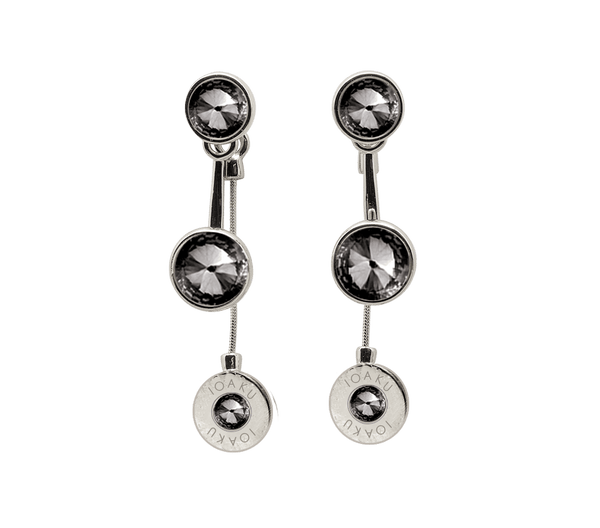 IOAKU Silver Kai Earrings - Your Style Your Story