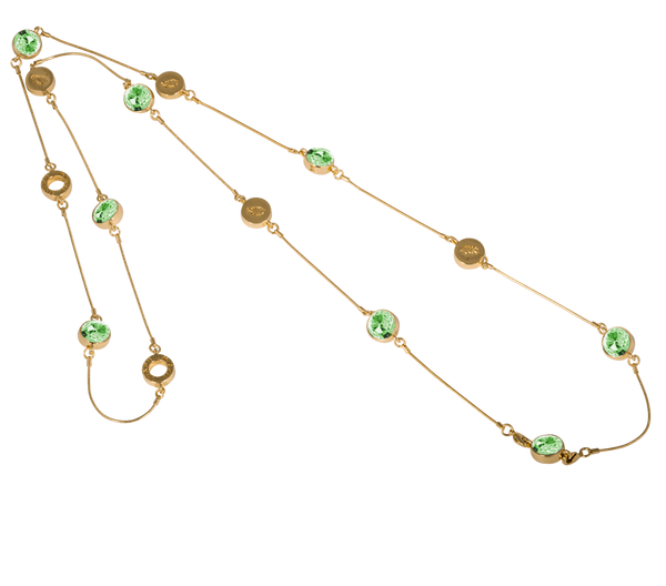 IOAKU Green Iconic Zen Necklace
