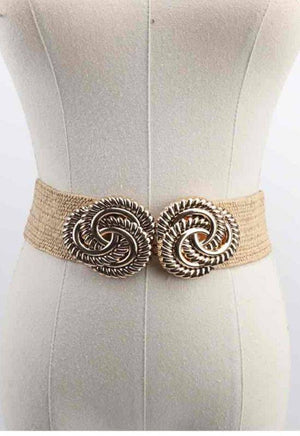 Phanie Mode Elasticated Belt