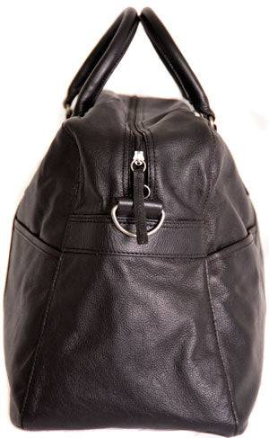 Shona Easton Atlanta Black Overnight Bag