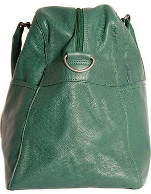 Shona Easton Atlanta Green Overnight Bag