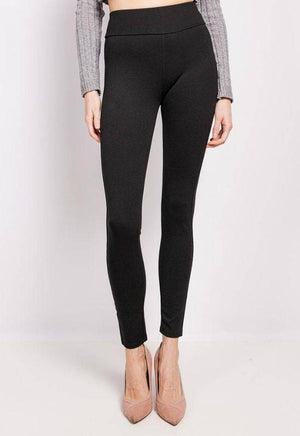 The Fiona Black Leggings