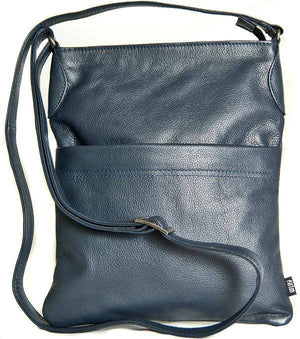 Shona Easton Navy Blue Shoulder Bag