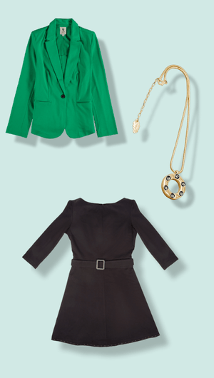 Bright Green Garcia Blazer - Your Style Your Story