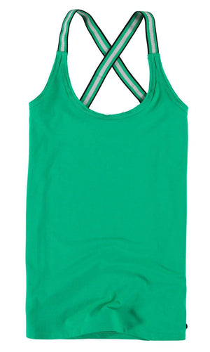 Bright green Garcia Top