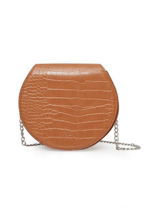 Moss Copenhagen Brown Crossover Bag