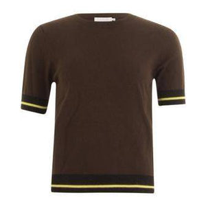 Coster Copenhagen Brown Jumper in Seawool