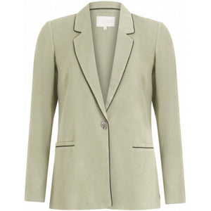 Coster Copenhagen suit jacket with slits details at cuffs