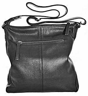 Shona Easton Black Large Shoulder Bag