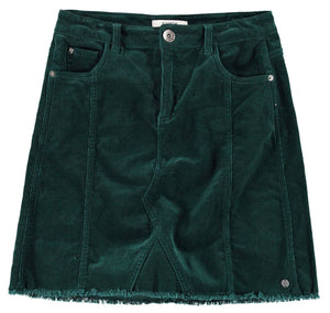 Dark Green Garcia Skirt