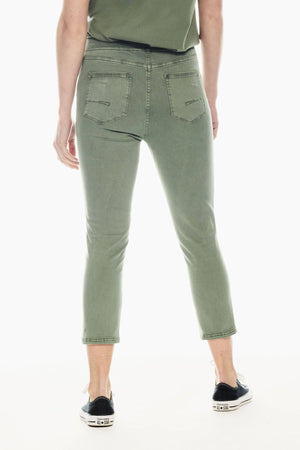 Garcia Army Green Trousers