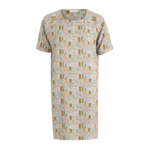 Coster Copenhagen dress with tile print