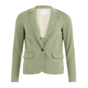Coster Copenhagen Tailored Suit Jacket in light green