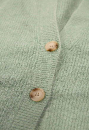 Garcia Mint Green Cardigan