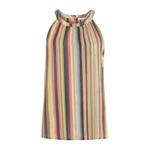 Coster Copenhagen Top in Multi Colour Print