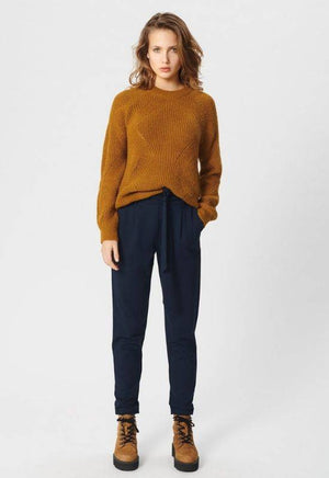 Moss Copenhagen Popye Trousers in Eco-Vero Viscose