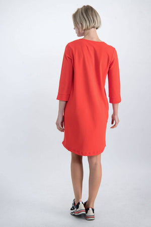 Poppy Red Garcia Dress - Your Style Your Story