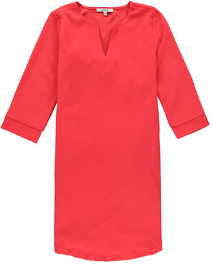 Poppy Red Garcia Dress