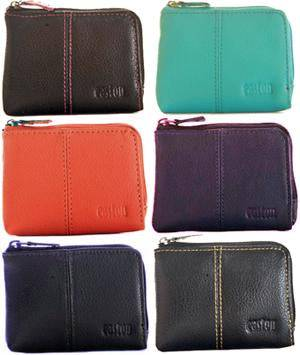 Shona Easton Mini Zip Purses in Assorted Colours