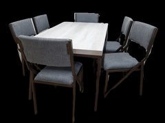 ANTECOMEDOR LONDON 6 SILLAS