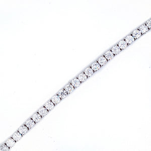 10ct Laboratory Grown Tennis Bracelet