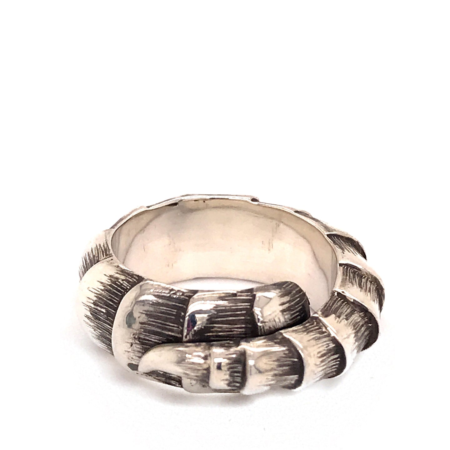 Mariella Pilato Scorpion Tail Ring