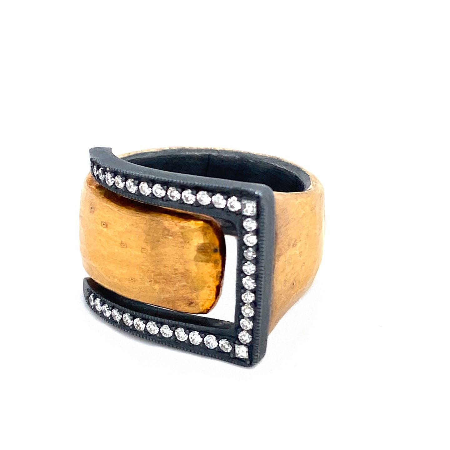 Lika Behar Buckle Ring