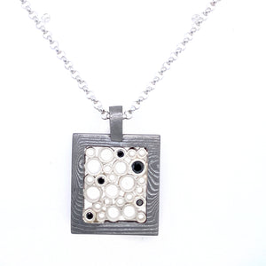 BB x CP Square Necklace