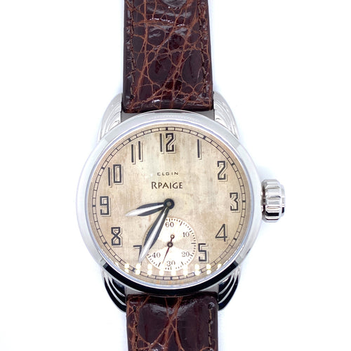 RPaige 1904 Elgin Watch