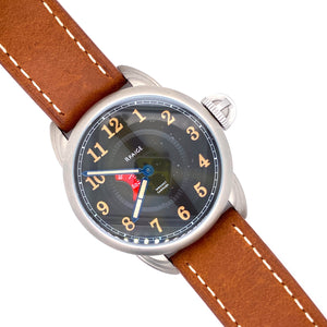 RPaige Titanium Case Rocket Watch