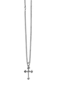 King Baby Extra Small Cross Necklace